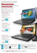 ThinkPad Edge Serie - Lenovo - Seite 6