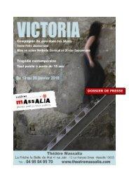 Dossier de presse Victoria - Théâtre Massalia