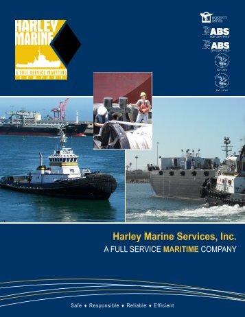 Harley Marine Services, Inc.