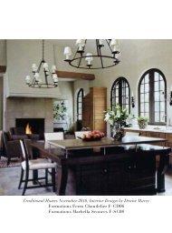 Traditional Homes November 2010, Interior Design ... - Dennis & Leen