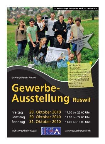 Salat… - Gewerbeverein Ruswil