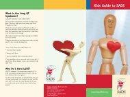 Kids Guide to SADS - SADS Foundation