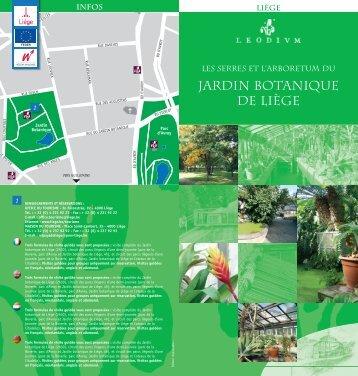 Botanique cor2.indd - econet - Université de Liège