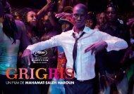 Grigris - Les Films du Losange