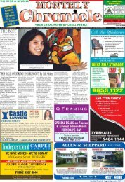AUGUST 2007 EDITION.pdf(4 mB) - The Monthly Chronicle