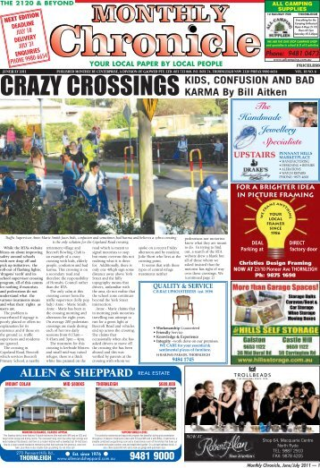 JUNE 2011 EDITION.pdf(5.6mB) - The Monthly Chronicle