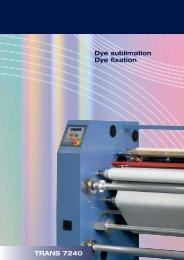 TRANS 7240 Dye sublimation Dye fixation - Promattex