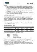 Bedienungsanleitung IQ328-V01 - Accu Power - Seite 5