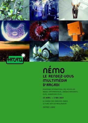 Catalogue Némo - mikro orchestra