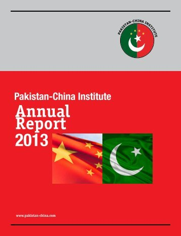 PCI ANNUAL REPORT 2013(1)