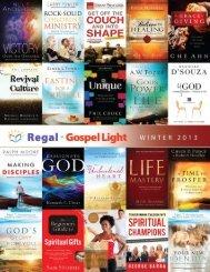 Winter 2013 NRTC - Gospel Light Worldwide