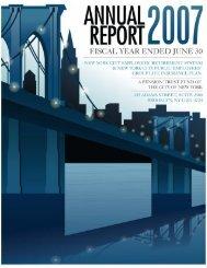 New_AnnualReport_07:Annual Report 2007.qxd - NYCERS