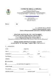 Modulo Segnalazione Certificata Inizio Attività Affittacamere