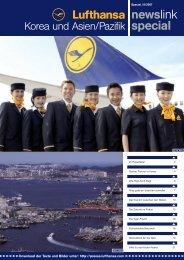 geht ein bisschen schneller - Media Relations - Lufthansa