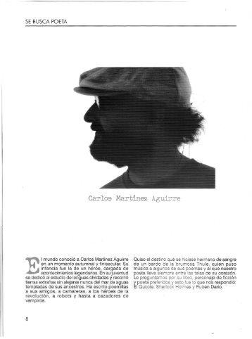 Carlos Mart1nez Aguirre