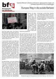 1. Mai 2012 - Bewegung für den Sozialismus