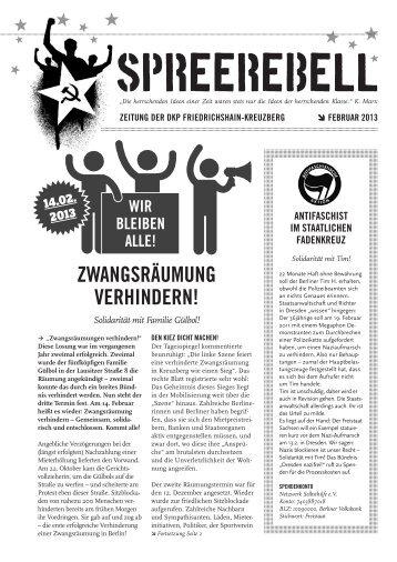 Ausgabe Februar 2013 - DKP Friedrichshain-Kreuzberg - Blogsport