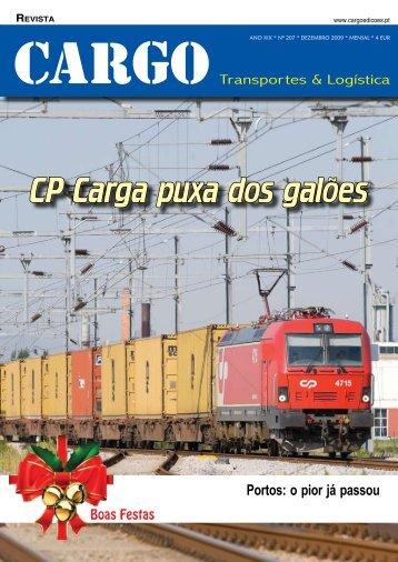 CP Carga puxa dos galões - Cargo