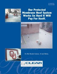 T. Clear PMR System - TCLEAR Latina Corporation