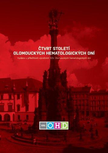 Čtvrt století olomouckých hematologických dní - LF