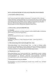 Eesti Anestesioloogide Seltsi põhikiri on kinnitatud 17. detsembril ...