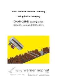 counting system - Dipl.-Ing. werner nophut GmbH