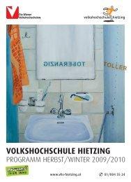 VHS13 Herbst 10-06-2009 c:x - Hietzing