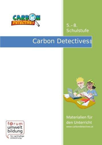 Fragebogen: Mobilität - Carbon Detectives