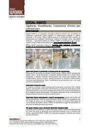 Ideal Hard - Ideal Work