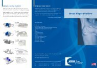 Breast Biopsy Solutions - NORAS MRI products GmbH