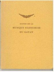 musique silencieuse du gayan - International Sufi Movement USA