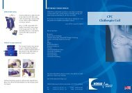 CPC Clothespin Coil - NORAS MRI products GmbH