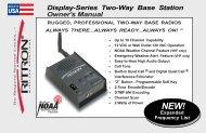 Manual - Advanced Wireless Communications