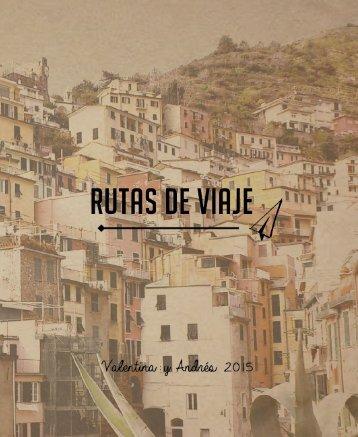 Viaje :: Vale y Andrés 2015