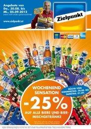 WochenenD SenSATIon - 123einkauf.at