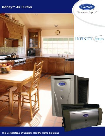 Carrier Infinity™ Air Purifier