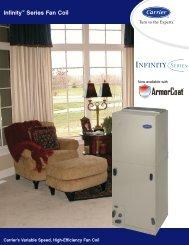 Infinity Fan Coil Bro - Ray Electric Ltd.