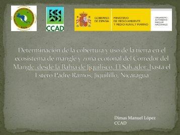 Dimas Manuel López CCAD