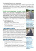 Drumuri Durabile. Sustainable Roads. - Martec Recycling Corporation - Page 3