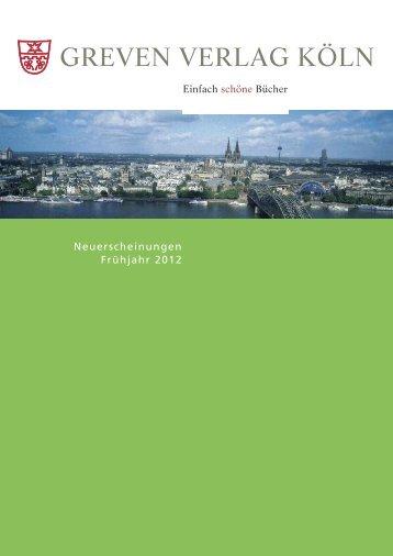 2. Auflage - Greven Verlag Köln