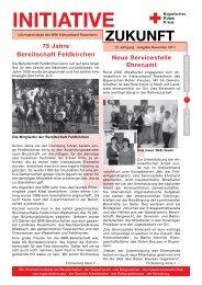 erhalten Sie die Ausgabe November 2011 als - BRK-Rosenheim