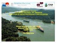 República de Panamá AUTORIDAD NACIONAL DEL AMBIENTE ...