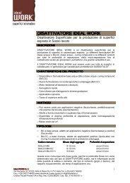 Disattivatore Superficiale - Valoroso SRL