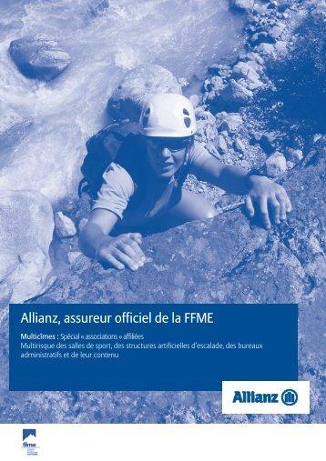 Garanties et tarifs - FFME