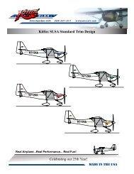Parts & Accessory Catalog - Kitfox Aircraft
