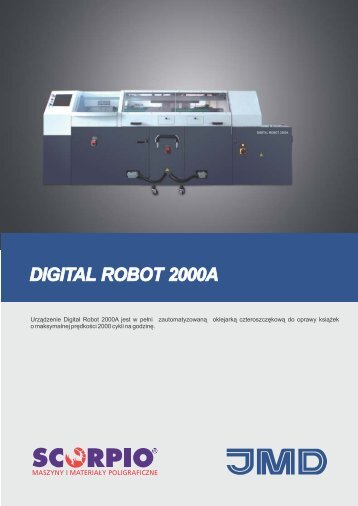 Digital Robot 2000A - Scorpio