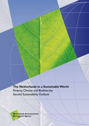 The Netherlands in a Sustainable World - RIVM