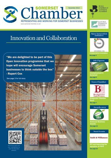 Download your copy here - Somerset Chamber News - November