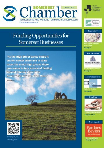 Download Februarys Magazine here - Somerset Chamber of ...