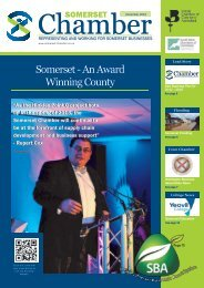 December - Somerset Chamber of Commerce